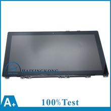 "with Frame 15.6"" 1366*768 Assembly Touch LCD Screen LP156WHU(TP)(B1) For Lenovo IdeaPad U530"