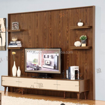 NEW MODEL WOODEN LCD TV STAND DESIGN