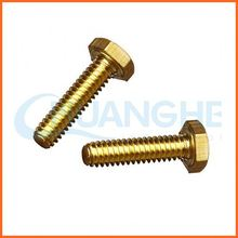 China manufacturer precise metal 8.8/10.9 grade din 7990 heavy hex bolt and nut