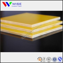 supply high quality low price g10 insulation laminated sheet with cnc cutting service