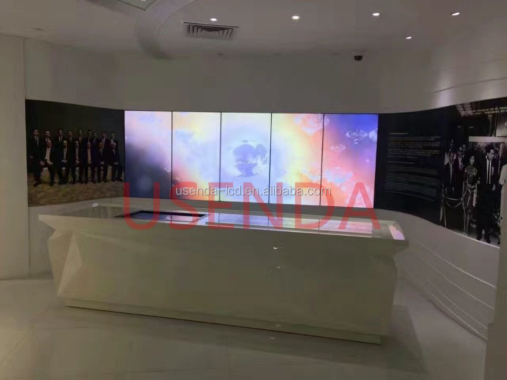 Shenzhen 46 inch LCD video wall with HDMI