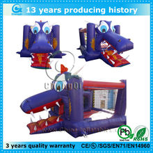 2016 china factory good quality latest design indoor outdoor inflatable bouncer for kids