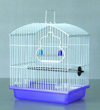 New Bird Cage Pagoda Finch Canary Pet supply small bird cage 034
