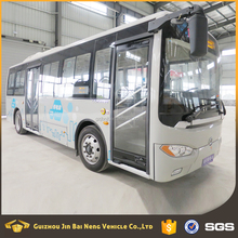 Pure Electric City Bus, 6 Meter City Bus Dimensions, Used City Bus