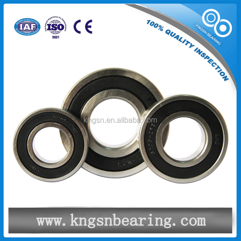 Hot sale Ceramic bearing Nylon Plastic Precision Deep Groove Ball Bearings 608 with large stock and cheap price