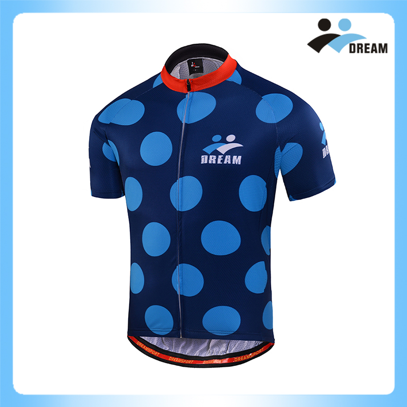 DREAM SPORT cycling wear,custom cycling jerseys,men's short sleeve cycling jersey MOQ 1pcs