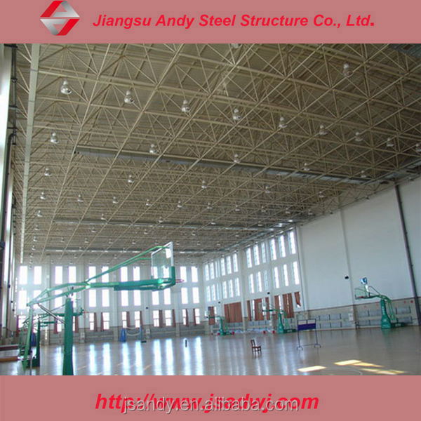 High Quality Steel structure football stadium Roofing Steel Truss
