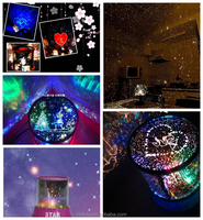 Star Master Projector Light ,Project On The Walls And Ceiling Night Lamp Light