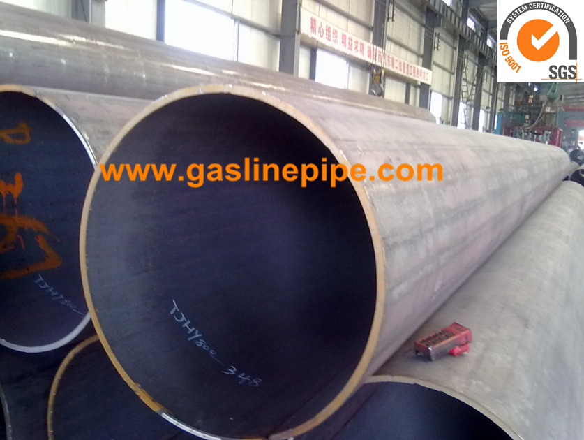 ERW/HFW/HFI Welded Steel Pipe according with API 5L X60