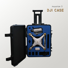 IP67 Hard FAA approved carry on dji phantom 2 vision case