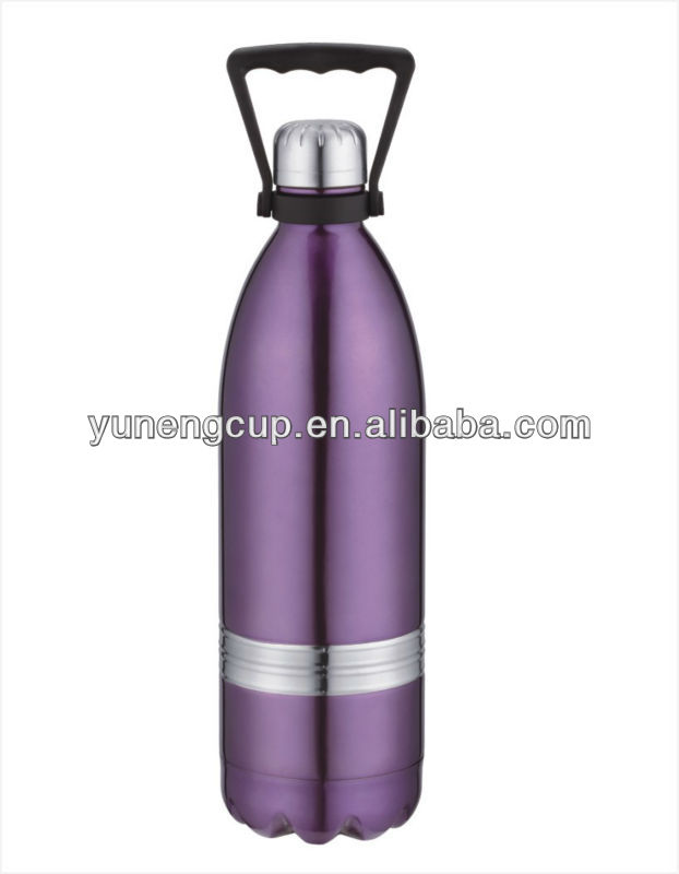 stainless steel thermos vacuum cola bottle 350ml