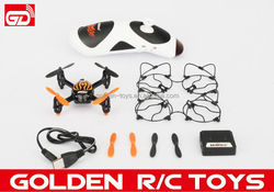 UDI U830 Amazing Mini 2.4G 4-Axis RC quadcopter drone with protective casing