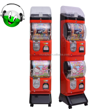 Factory price NNL-118S gashapon capsule toy vending machine used