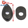 ISPH01 motorcycle parts accessories plastic motorcycle turn signal indicator spacer black fit for CBR600 900RR 1000RR VTR1000