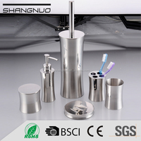 New Designed household stainless steel Bathroom Accessories Sets