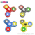Best sale real color fingertip gyroscope toy bearing gear spinner