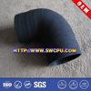 Anti-corrosion rubber elbow expansion joint