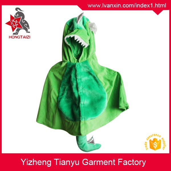 different shape Stage & Dance Wear clothes Performance Wear plush monster clothing