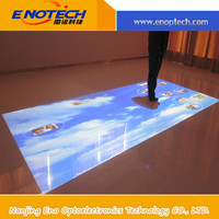 Interactive Floor kid games for entertainment, bars