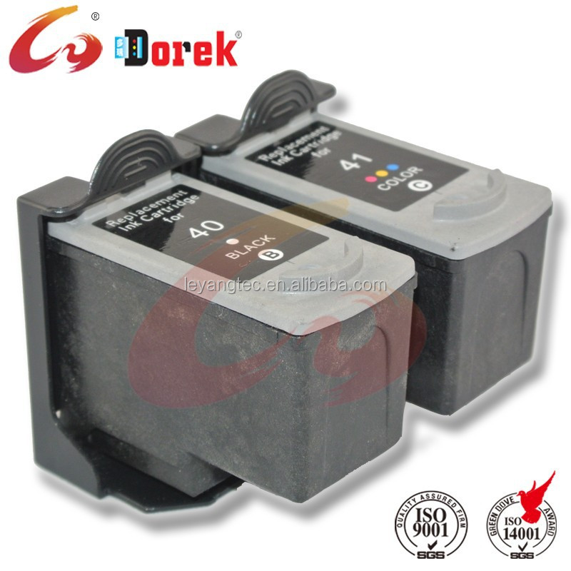 PG-40 Remanufactured Ink Cartridge PG40 For Canon Pixma MP140 MP150 MP160 MP170 MP180 MP190 MP210 MP220 MP450 MP470