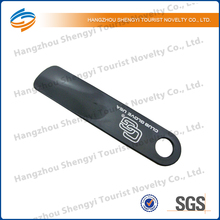 Factory direct sale lazy black shoe horn for sale