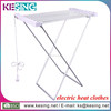 2015 New Houseware Folding Aluminum Electric Clothes Rack