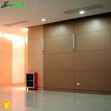 Wood grain HPL interior wall cladding system panel
