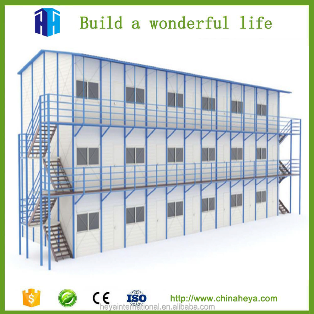 HEYA premade structural design for 3 storey building