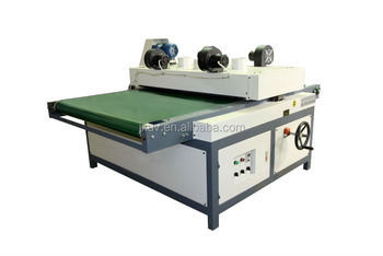 MDF / Plywood UV PAINT DUST CLEAN MACHINE/ Dry Cleaning Machine