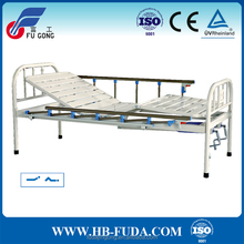 elderly care products back rest and knee rest function manual hospital bed for home