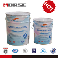 HORSE hm-120m epoxy resin concrete structural perfusion adhesive