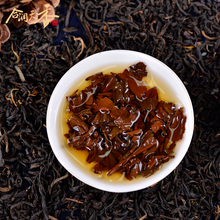 Black tea three grade natural fermented reduce blood fat