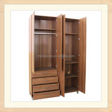 High quality cheap wardrobe for living room use