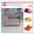 Hot selling high efficient vegetable cleaning machine