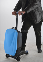 ABS PC Material Luggage Bags Cases