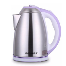 new export the factory best first price buy pour over electronic ss hotel hot water tea cordless stainless steel electric kettle