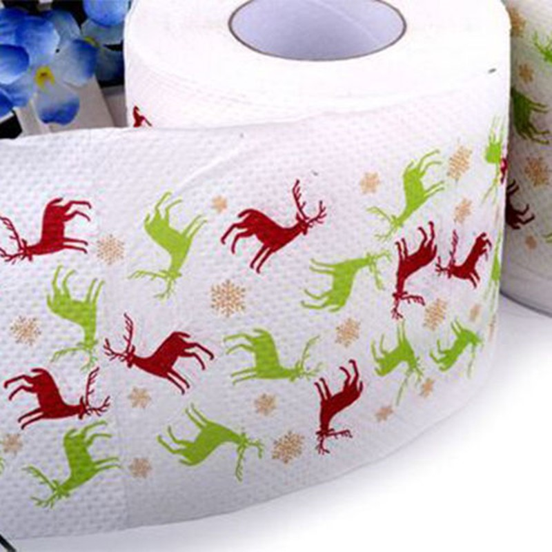 New Design Colored Toilet Paper