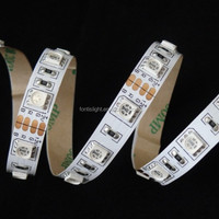 waterproof/non-waterproof addressable 5050 rgb led strip 12v/24v