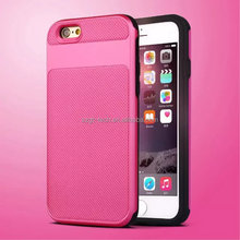 Hot sell pc diamond grid pattern mobile phone case for iPhone6/6s, high quality flash diamond drilling case for iPhone6/6s