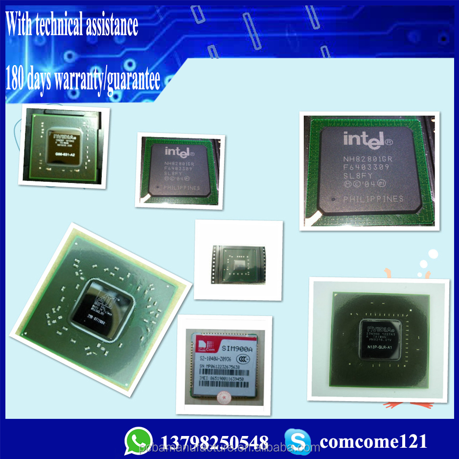 Gifts for order today memory chip Southbridge Chipset NH82801GB NH82801GBM NH82801GR FW82801GB FW82801GR