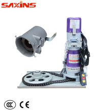 Sanxing electric roll up garage door operator/motor