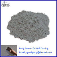 QW02 grey or white outside house decorations with powder wall putty