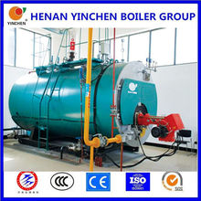 Quick steam generation 0.5-20t/h Domestic industrial smoke tube steam food boilers