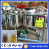Latest technology edible oil refining machine