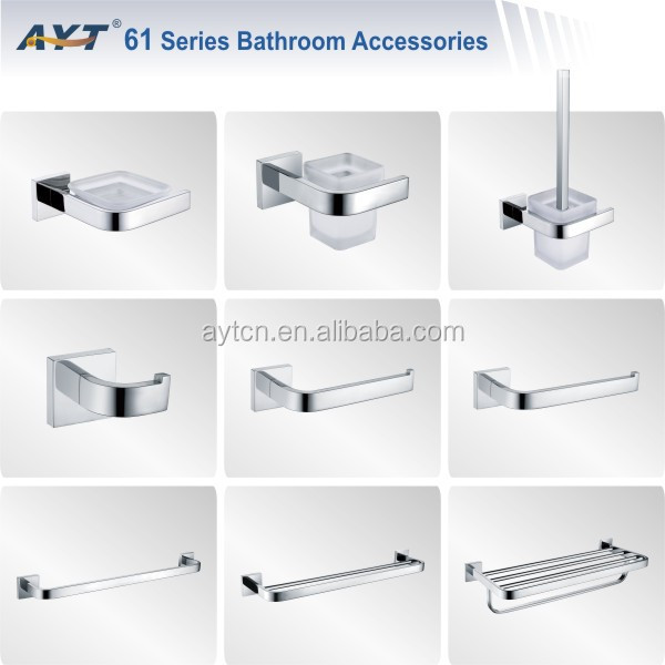 Stainless Steel Price Bathroom Accessories Sets Bath Accessory Set
