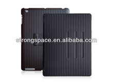 custom case for ipad case, for ipad 4 tablet with leather and stand from China