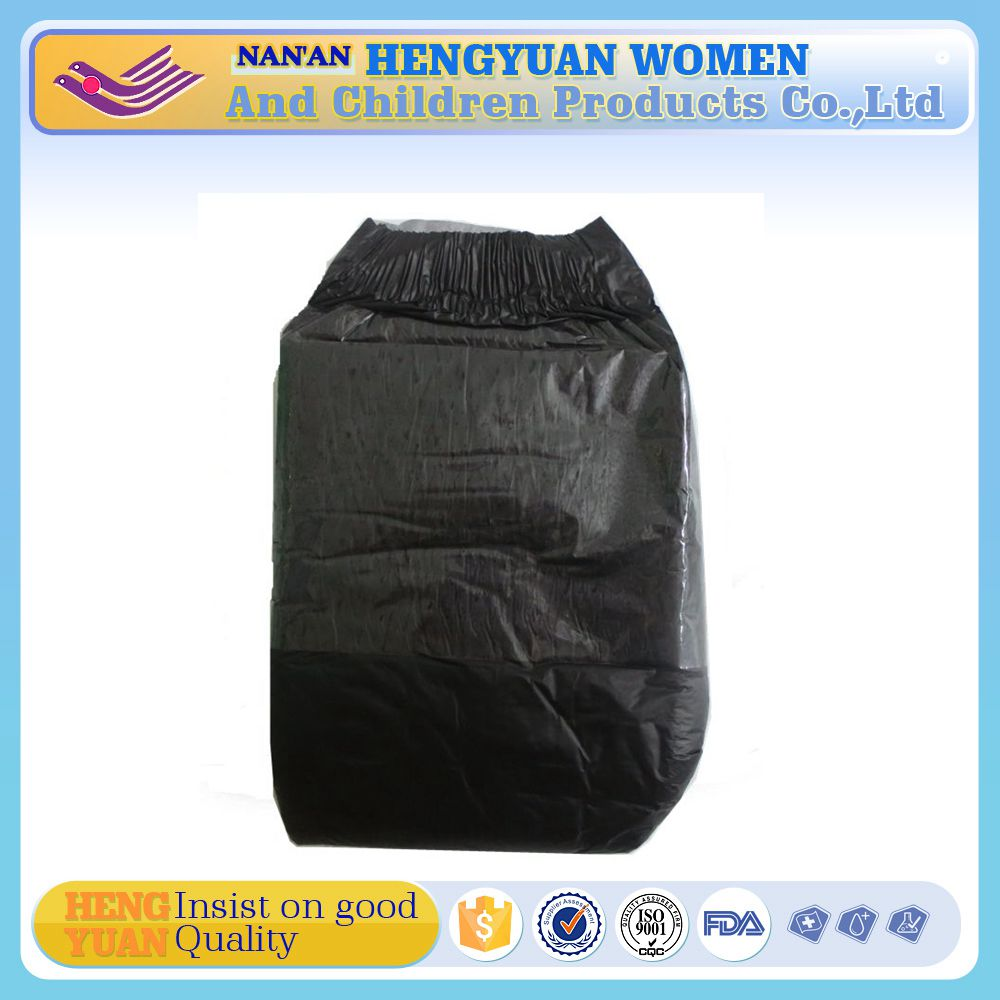 thickest cheaper disposable black adult diapers