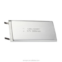 ceba OEM Manufacture Customised Rechargeable power tool cells packs 3.7V lipo battery