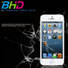 Top Quality 0.3 mm LCD Clear Tempered Glass Screen Protector Protective Film For iPhone 5S 5C 5