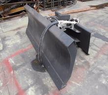 China manufacturer heavy equipment backhoe snow blade for sale